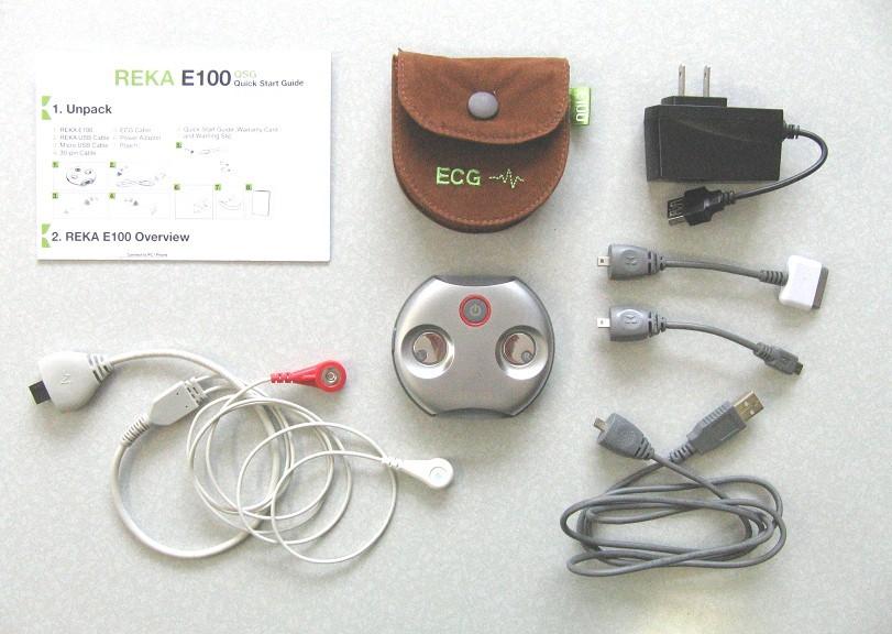 ЭКГ на дому: подборка портативных аппаратов - 24