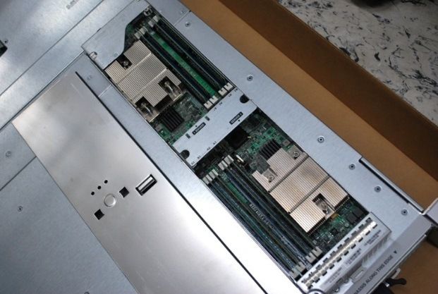 Наше знакомство с Cisco UCS - 18