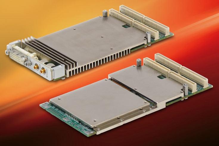 Видеокарта Aitech M598 рассчитана на работу при температурах от -40°C до +85°C