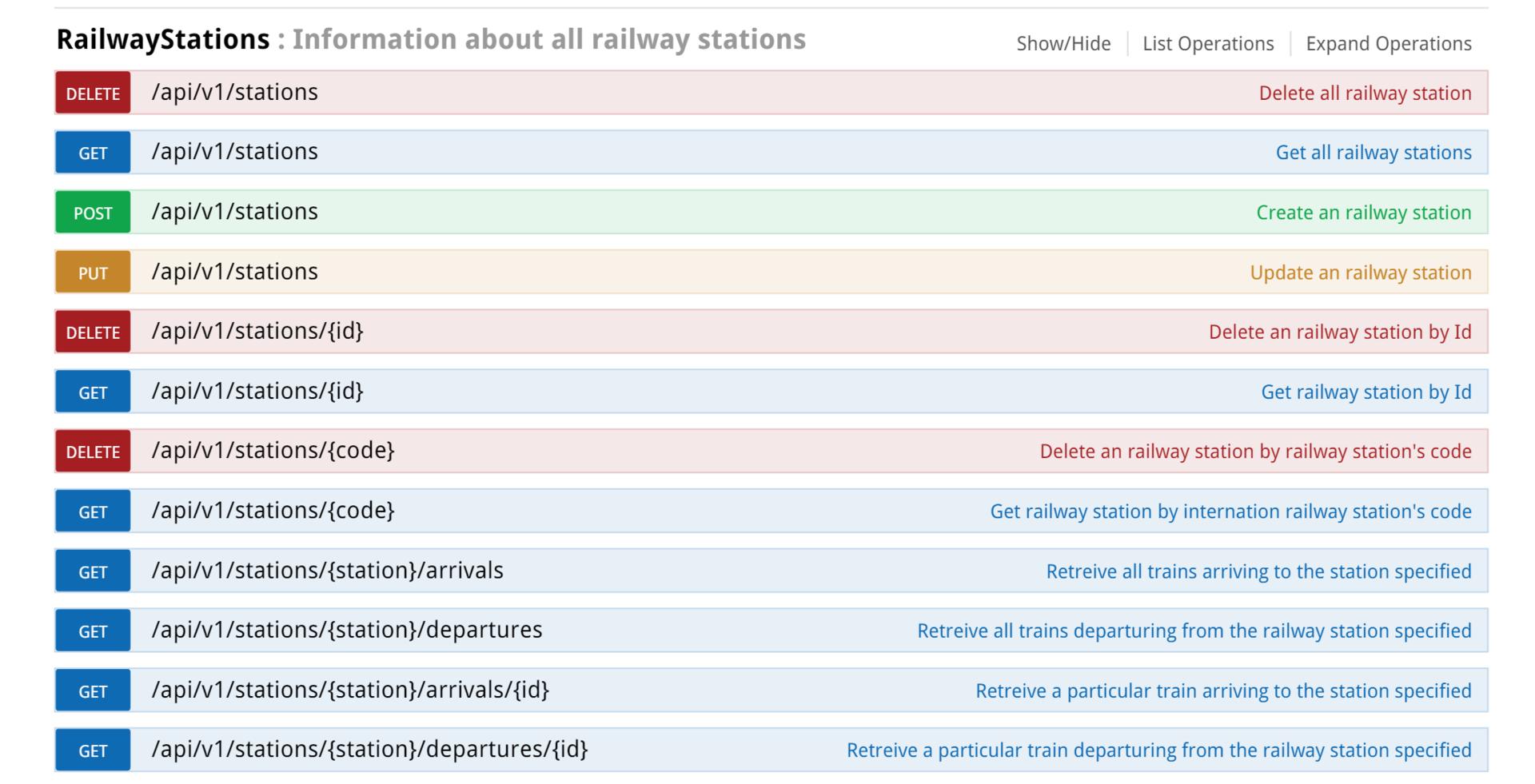 Подходы к проектированию RESTful API - 9