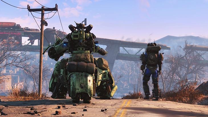 Стал известен состав первого пакета дополнений для Fallout 4 - 2