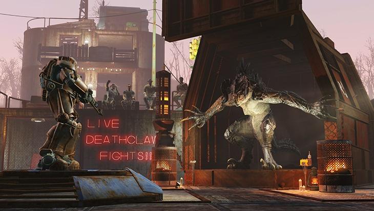 Стал известен состав первого пакета дополнений для Fallout 4 - 3