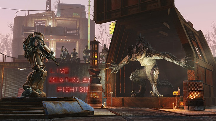 Стал известен состав первого пакета дополнений для Fallout 4 - 1