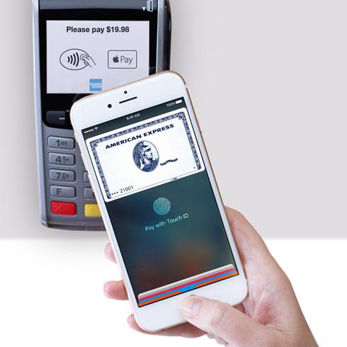 Платёжный сервис Apple Pay заработает в Китае, Канаде и Франции