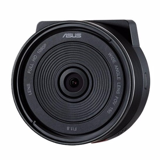 ASUS Reco Smart — гибрид портативной камеры и видеорегистратора