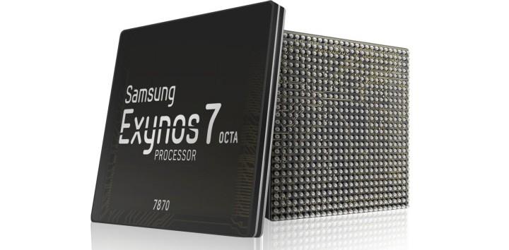 В конфигурацию SoC Samsung Exynos 7870 входят восемь ядер Cortex-A53