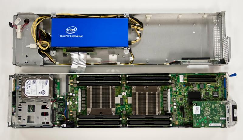 Xeon Phi: Почему сопроцессоры используют для создания торговых приложений - 1