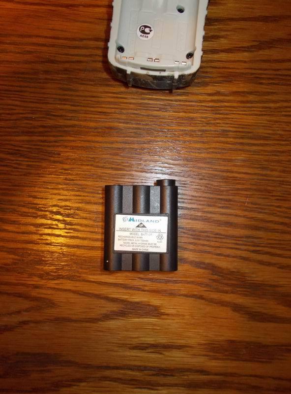 Батарейки с USB - 12
