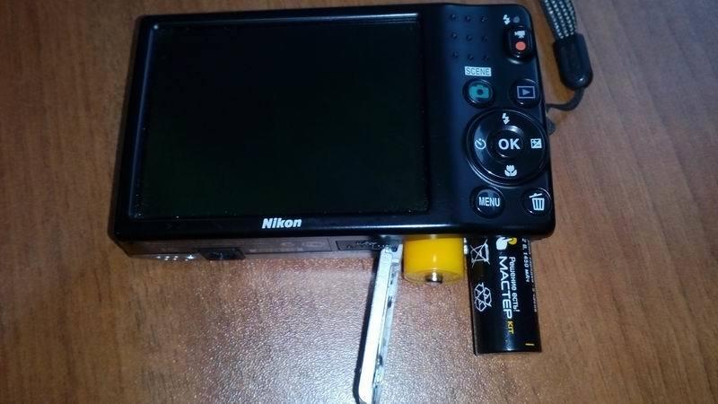 Батарейки с USB - 8