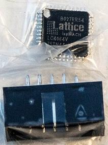 Часы на ПЛИС Lattice - 3