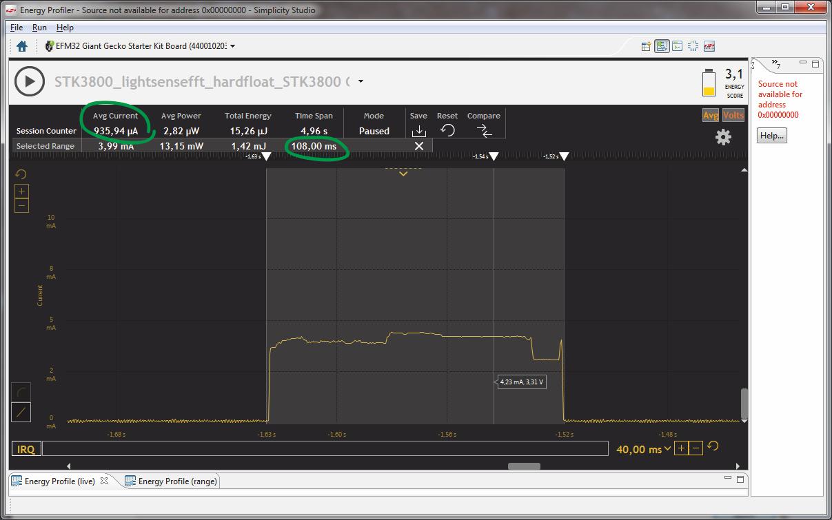 На что стоит променять Cortex-M3? - 17