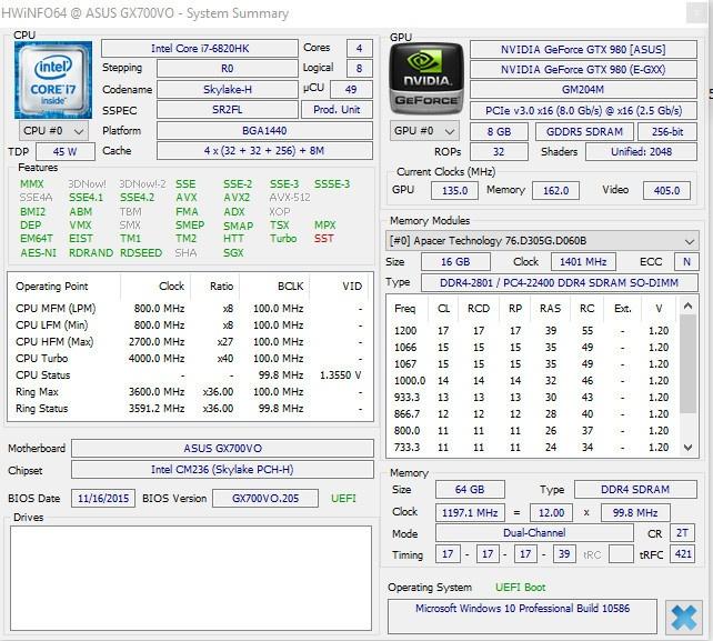 Обзор игровой системы GX700VO - 2