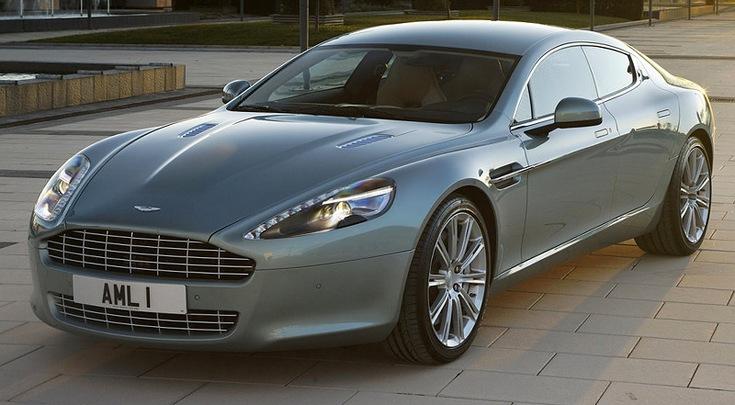 Aston Martin и LeEco заключили сотрудничество