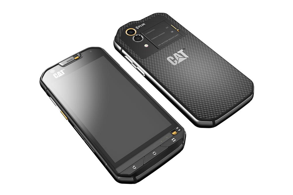 Caterpillar представила смартфон с тепловизором - 5