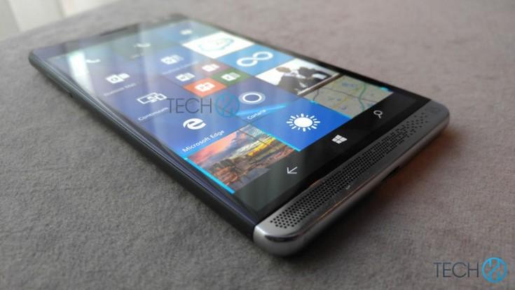 HP Elite x3 претендует на звание самого мощного смартфона с Windows 10 Mobile