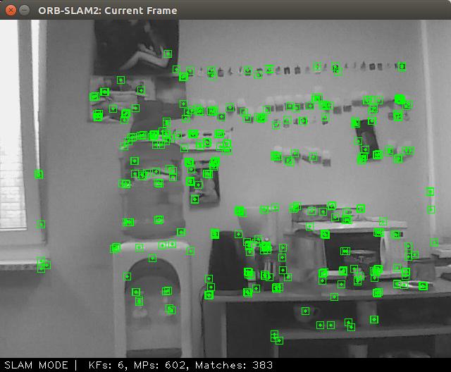 Vision-based SLAM: монокулярный SLAM - 3