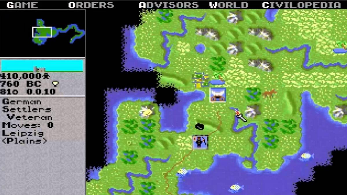«Цивилизации» исполнилось 25 лет: 33 млн копий игры продано, 1 млрд игровых часов, 66 версий игры - 1