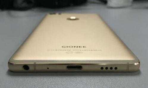 Смартфон Gionee Elife S8 засветился на фото
