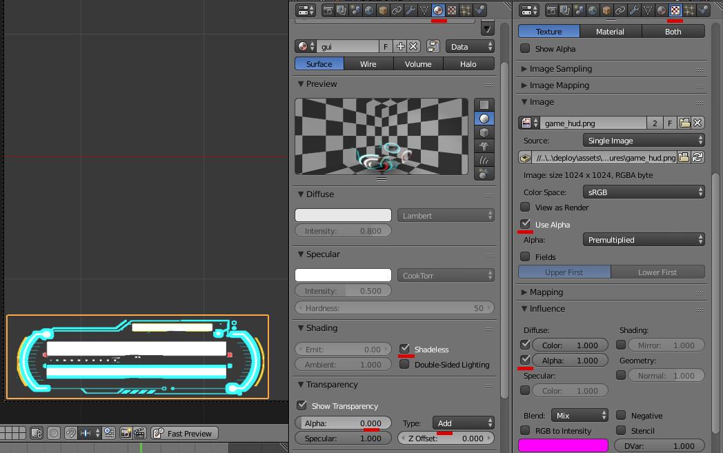 Создание пользовательского интерфейса для Blend4Web (ч.1) - 3