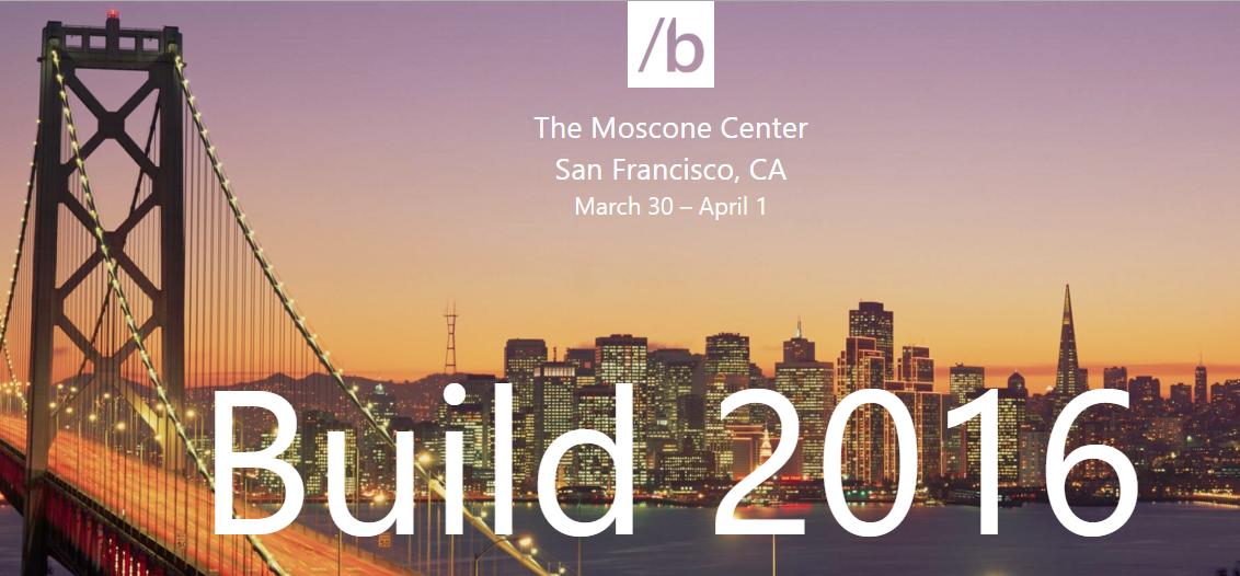 Не упусти шанс попасть на --Build: разработай или обнови UWP приложение и участвуй в Race to Build 2016 - 1