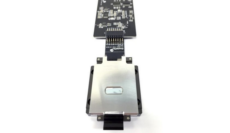 CrucialTec представила гибридный биометрический датчик Anti-Fake BTP