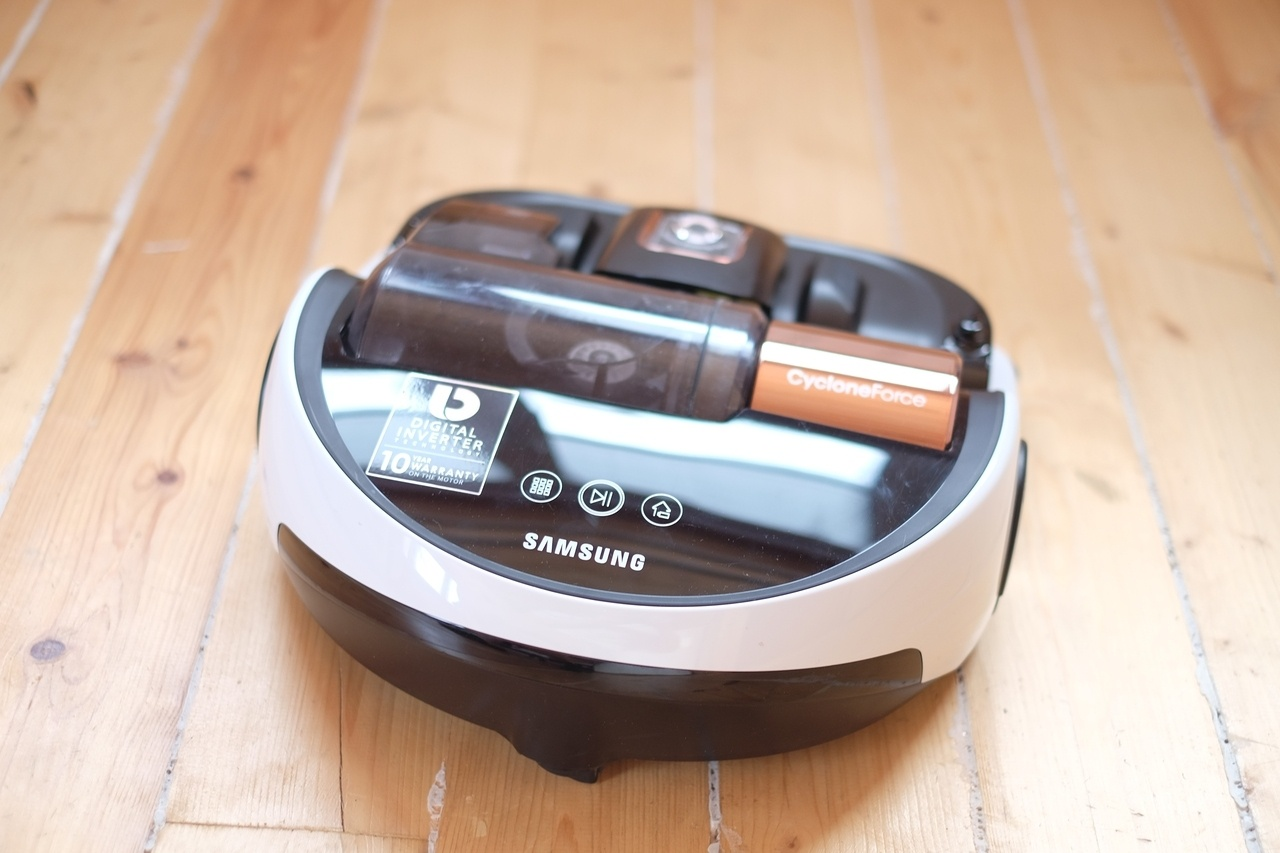 Робот-пылесос Samsung POWERBot VR9000 - 10