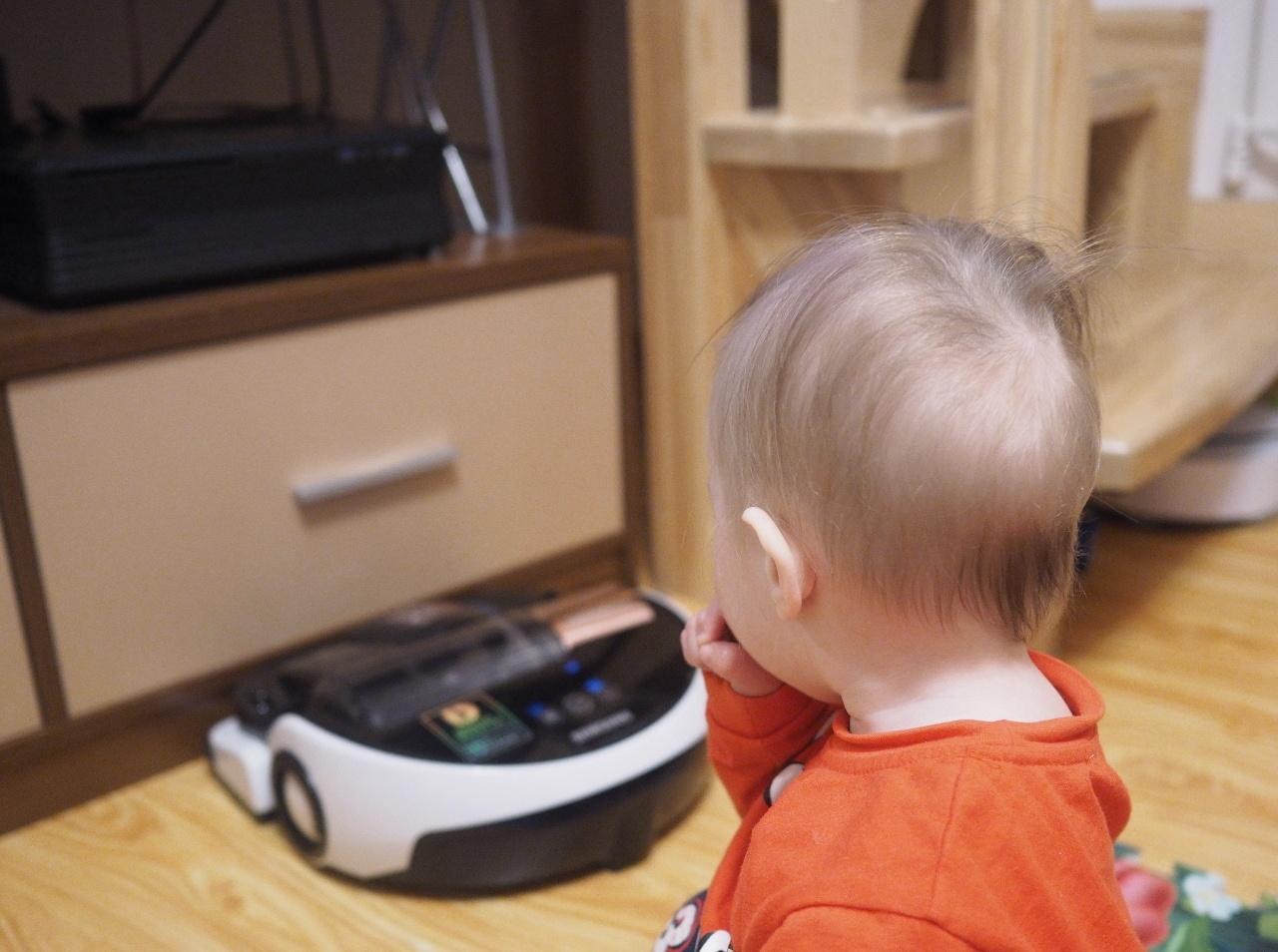 Робот-пылесос Samsung POWERBot VR9000 - 14