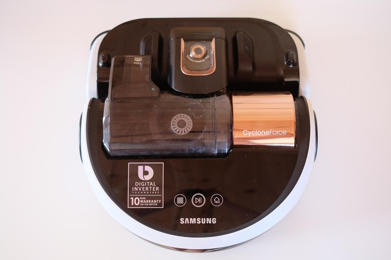 Робот-пылесос Samsung POWERBot VR9000 - 15