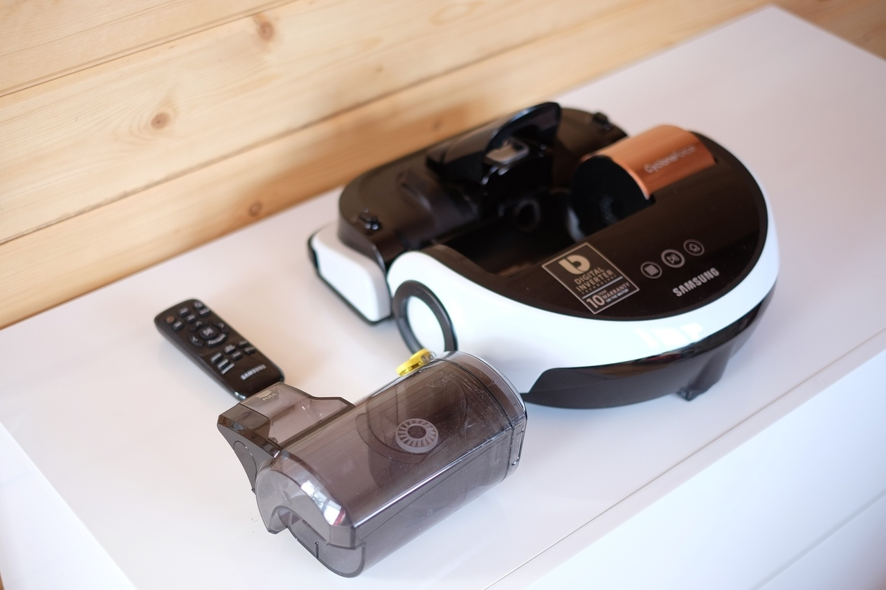 Робот-пылесос Samsung POWERBot VR9000 - 2