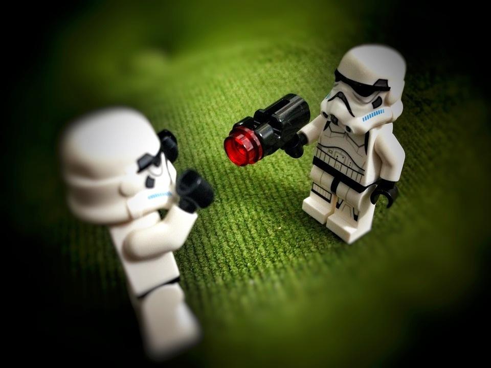 Волнующие звуки «Звездных войн» - 3