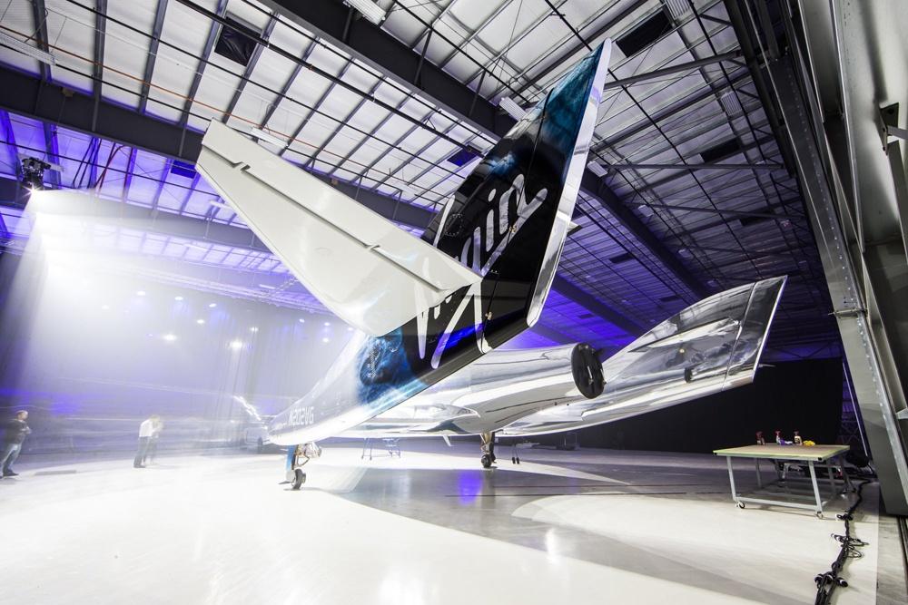 Возрожденный SpaceShipTwo - 10