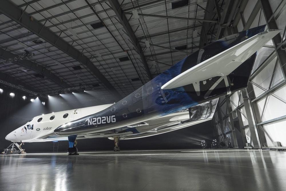 Возрожденный SpaceShipTwo - 2