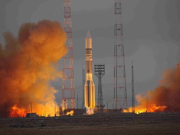 Импортозамещение привело к неподъемности спутников «Сфера-В» для современных ракет-носителей - 1