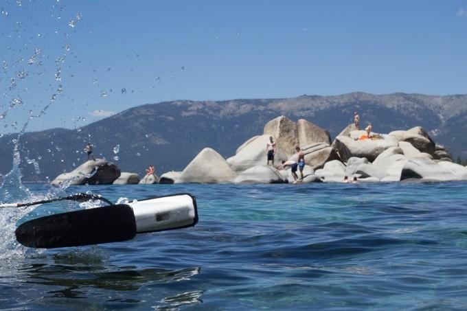 Подводный дрон OpenROV Trident - 13