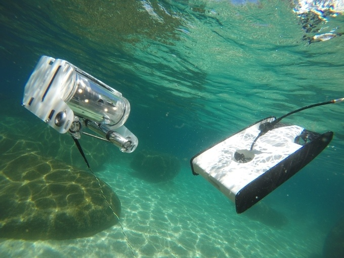 Подводный дрон OpenROV Trident - 3