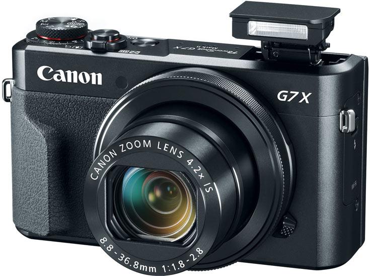 Разрешение компактной камеры Canon PowerShot SX720 HS — 20 Мп