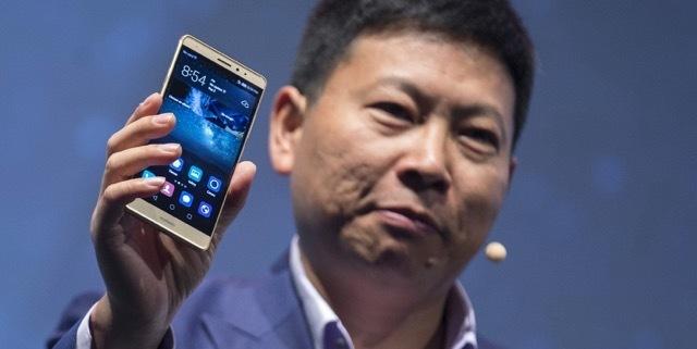 Huawei собирается занять первое место на рынке смартфонов - 1