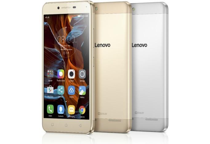 Представлены смартфоны Lenovo Vibe K5 и Vibe K5 Plus
