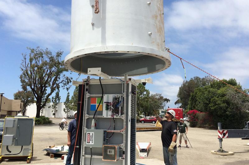 Leona Philpot — «подводный» способ охлаждения дата-центра от Microsoft - 3