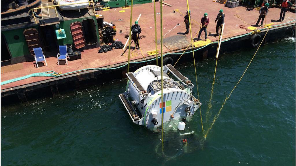 Leona Philpot — «подводный» способ охлаждения дата-центра от Microsoft - 4