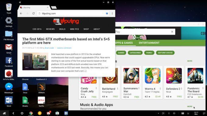 Remix OS, многооконная ОС на Android для ПК, с 1 марта станет еще лучше - 2