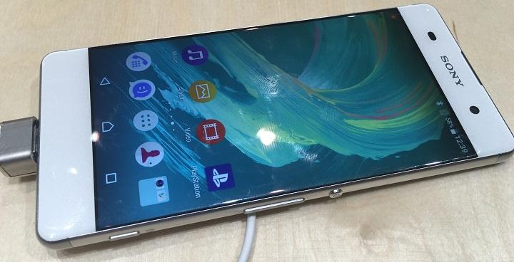 Sony Xperia XA и Xperia X: смартфоны с гибридным автофокусом и возможностью съемки при плохом освещении