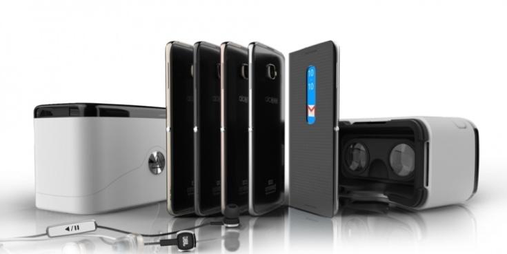 Представлены смартфоны Alcatel Idol 4 и Idol 4S