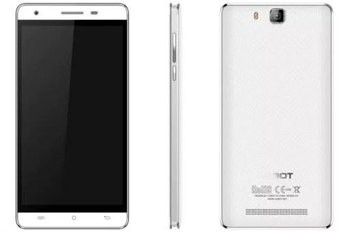Смартфон Cubot H2 получил аккумулятор емкостью 5000 мА·ч и 3 ГБ оперативной памяти