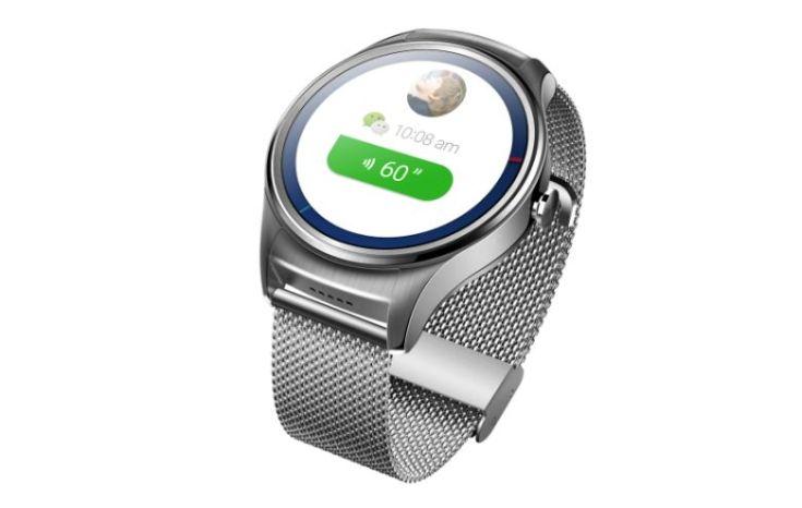 Умные часы Haier Watch получили 1 ГБ ОЗУ