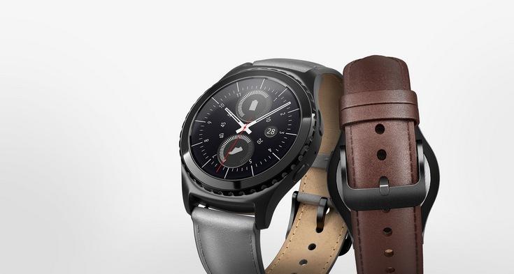Часы Samsung Gear S2 Classic обзавелись поддержкой eSIM