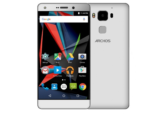 Archos  представила смартфон Diamond 2 Plus