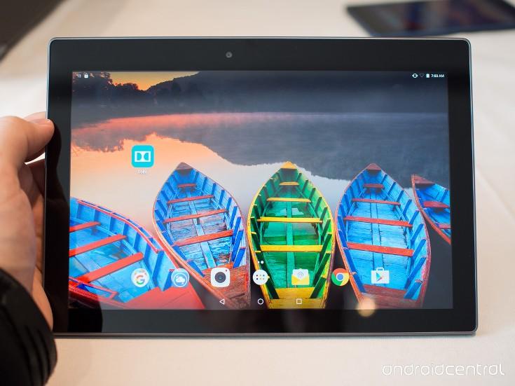 Планшет Lenovo Tab3 10 Business стоит от $200