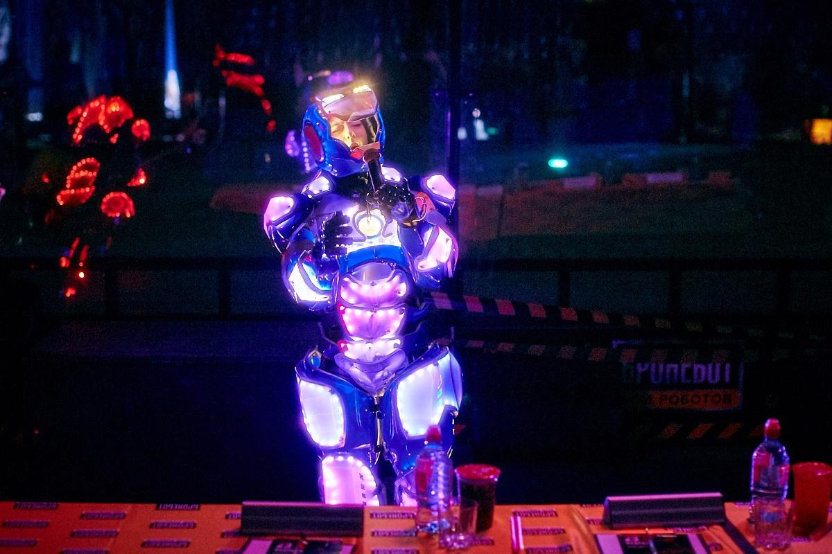 Фотоотчет с открытия боев роботов «Бронебот-2016» - 22