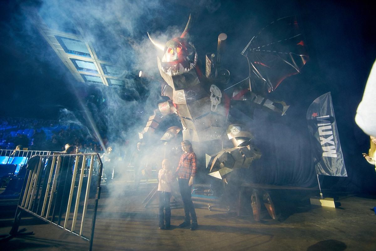 Фотоотчет с открытия боев роботов «Бронебот-2016» - 30